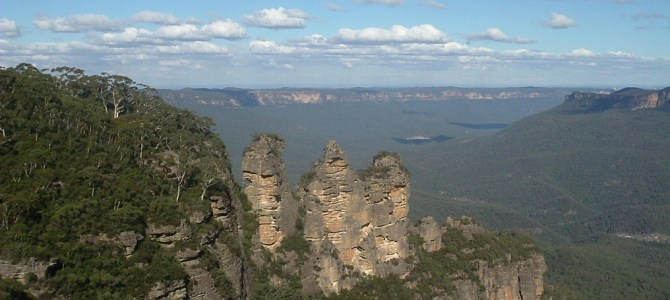 Blue Mountains- Day trip from Sydney