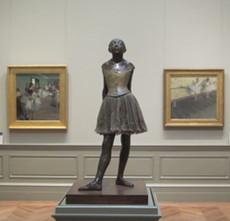 The MET has a fantastic Degas exhibit. Impressionist heaven!