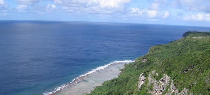 Breathtaking Tongan seascapes