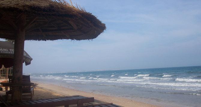 Beachside in Mui Ne