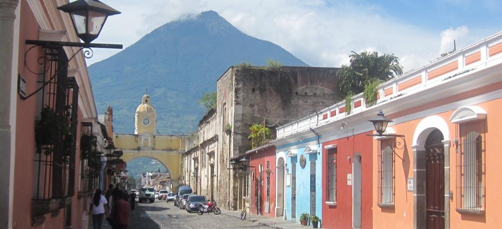 Hola Antigua, Guatemala!