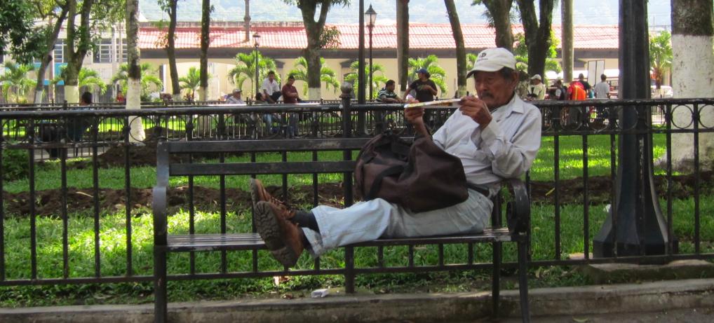 El Salvador: Santa Tecla and Alegria