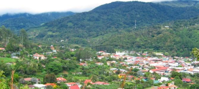Chilling in Boquete Panama