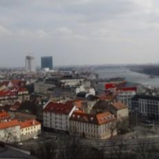 Weekend in Bratislava, Slovakia