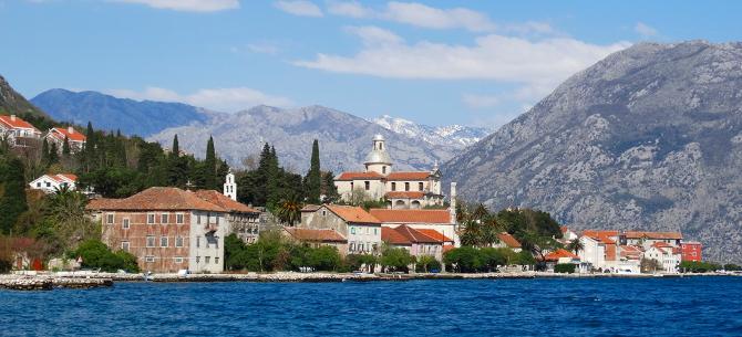 Dazzling Bay of Kotor