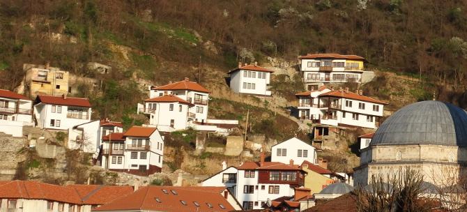 ottomanhousesonhillsideinprizrenB