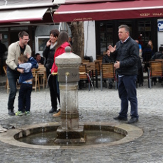 waterfountaininprizrenC