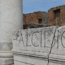 Visiting Pompeii and Mount Vesuvius