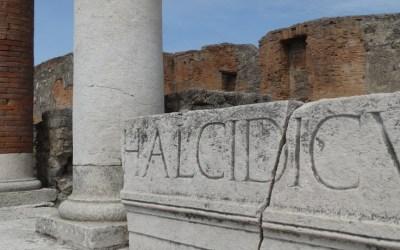 Visiting Pompeii and Mount Vesuvius