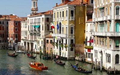 Getting lost in Venice, Italy