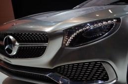 Mercedes S-Class so sexy