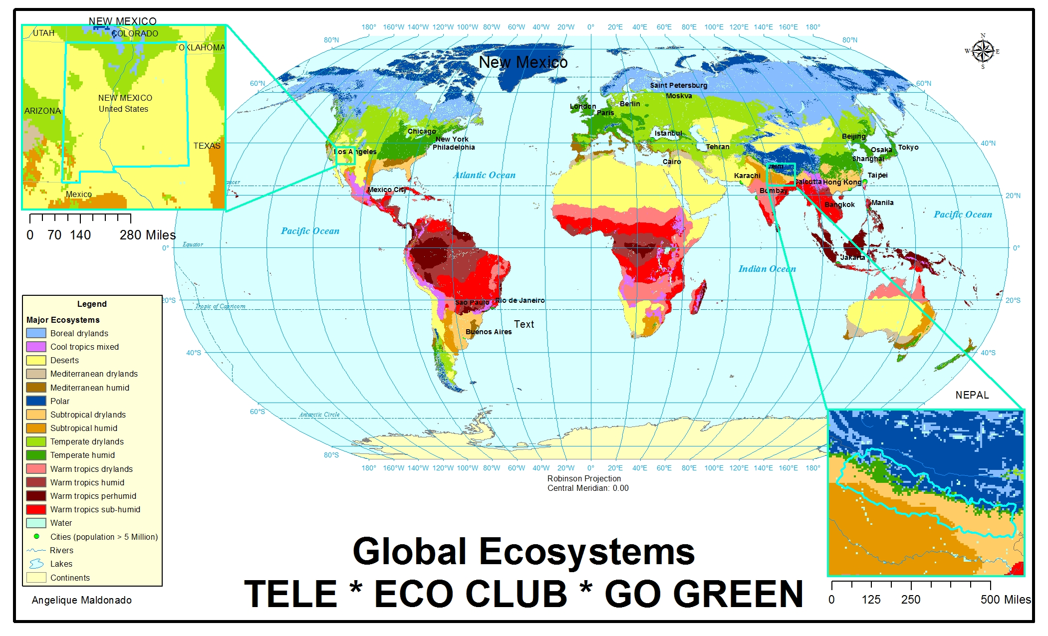 Global Ecosystems