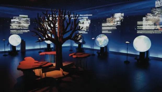 丸の内・触れる地球ミュージアム2