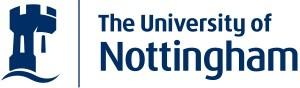 University of Nottingham banner logo