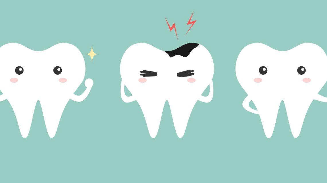 dokter gigi jakarta penyebab munculnya karies gigi