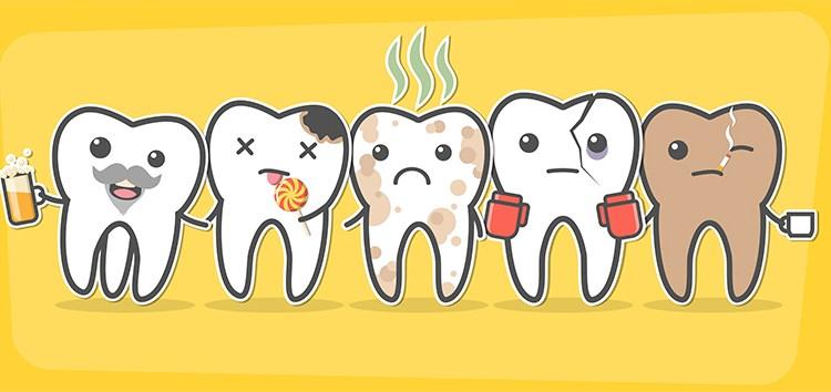 masalah gigi berlubang