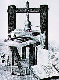 William Caxton Printing Press