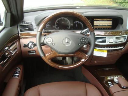Export New 2012 Mercedes Benz S350 4matic Black On Brown