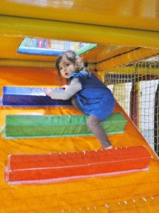 Indoor Playground:  Tobolino Mainz