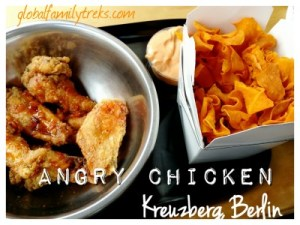 Berlin foodie review: Kreuzberg's Angry Chicken