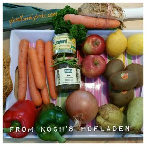 Foodie Find Friday: Shopping at the hofladen, Koch's and Pankratius Hof