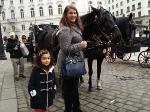 Carriage Ride Vienna Spanish Riding School