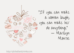 Marilyn Monroe + Love: Free Valentine's Day Printable