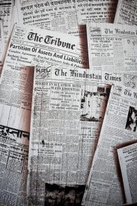newspaper article lot