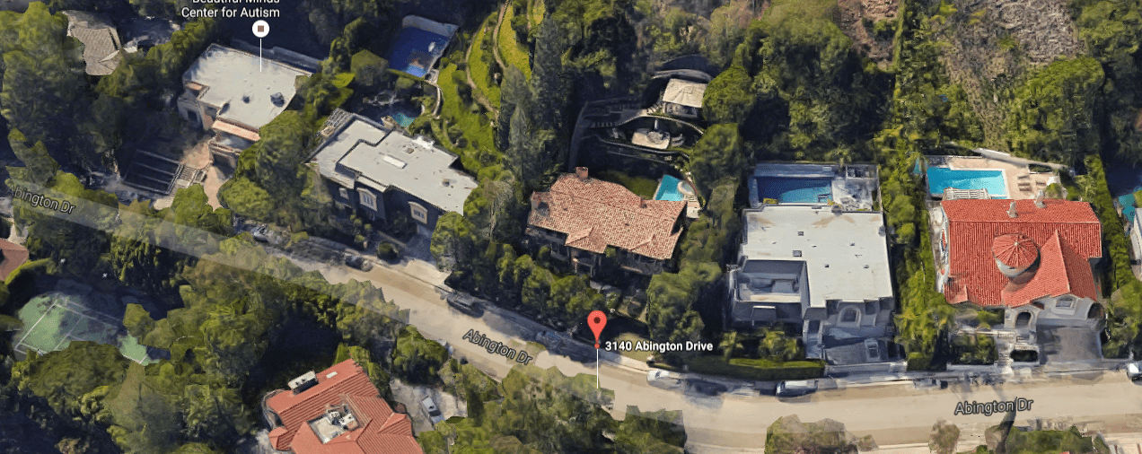 the kardashian s home locations global film locations rh globalfilmlocations net kim kardashian house address google maps Kim Kardashian Temptation Scene