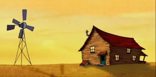 Nowhere Courage Cowardly Dog