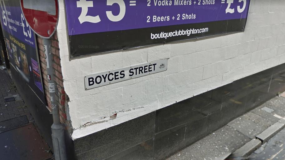 boyces-street