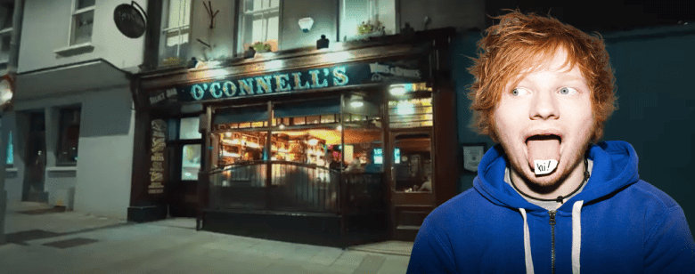 Ed Sheeran - Galway Girl Filming Locations
