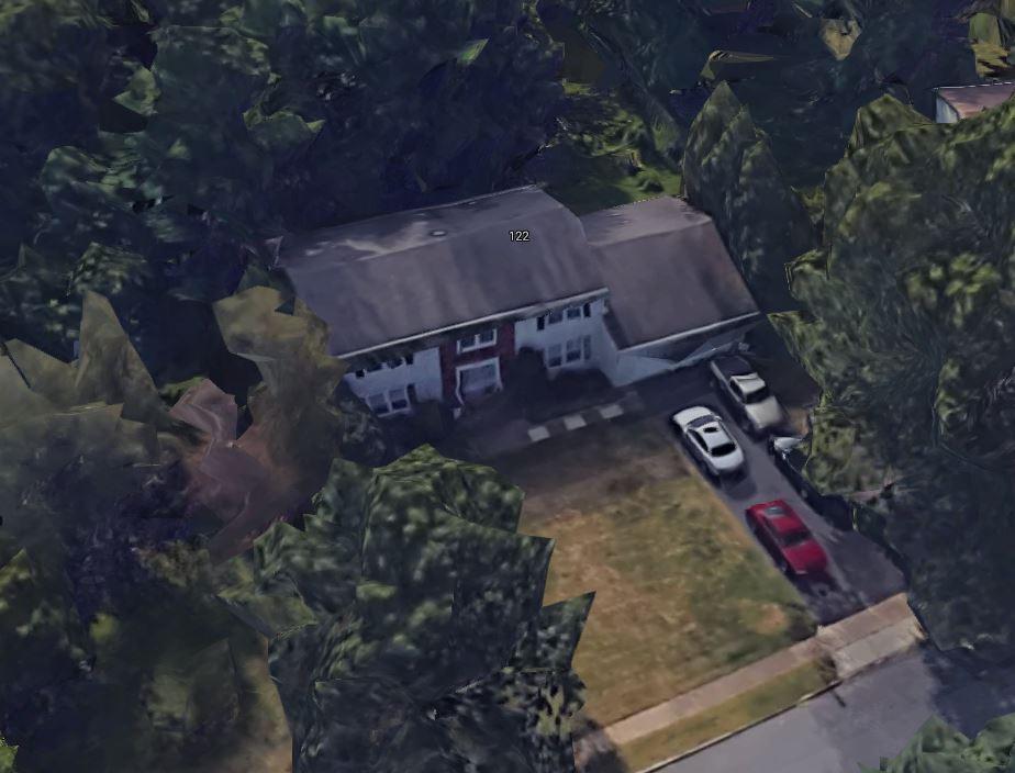 Dom w New Jersey