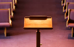 Leaders and pulpit