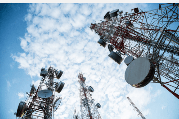 Telecoms industry
