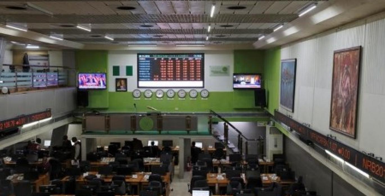 NSE Trading Floor