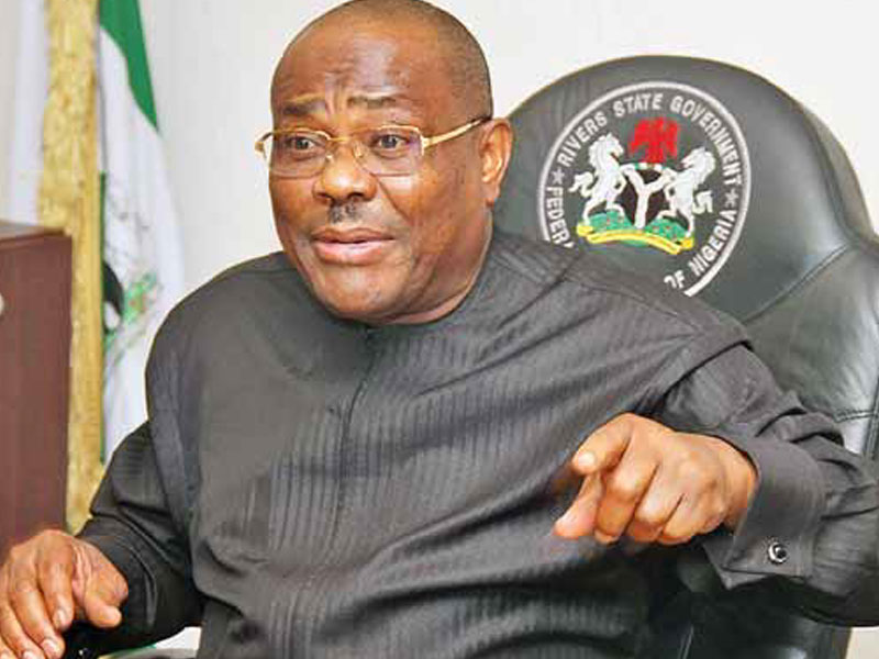 Rivers State Gov Wike