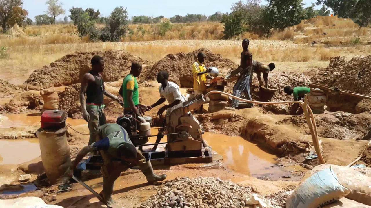 Nigeria earns N80 bln from solid minerals sector in 2019