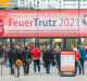 Re-start of FeuerTrutz popular with fire protection community
