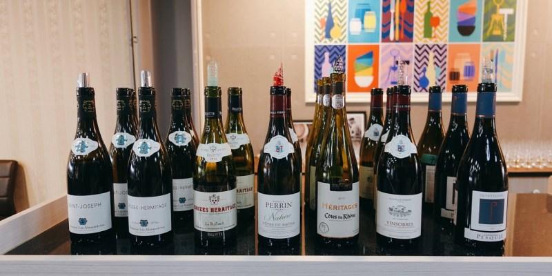 王鵬老師 X 隆河葡萄酒公會 》Diversity of Syrah in the Rhône Valley Vineyards
