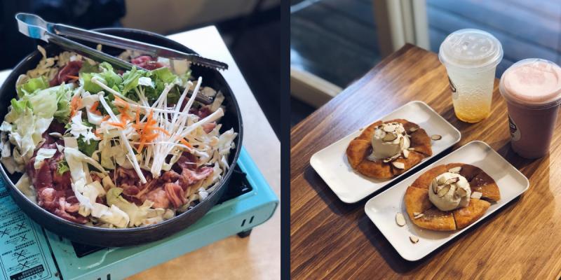 Taipei Gongguan Korean Food 》花最少錢在台北公館享受韓國下午茶與韓國美食