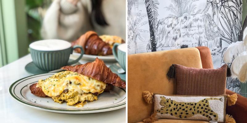 Les Africot 》有著北非摩洛哥裝潢風格的台北永康街早午餐 (內有菜單)