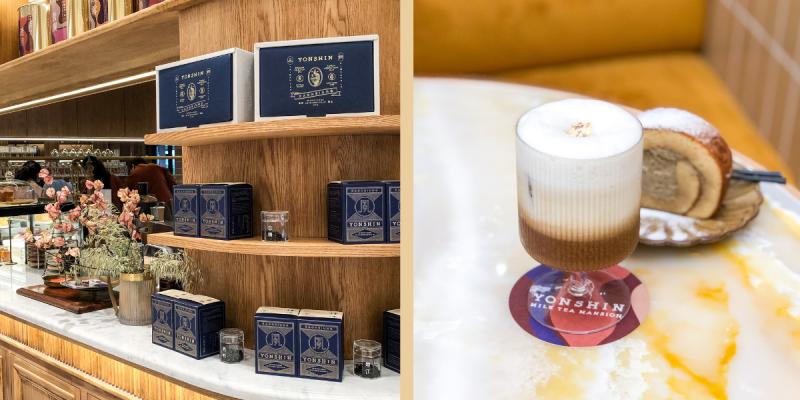 Yong Shin Milk Tea 》永心鳳茶奶茶專門所訂位不容易 (內有菜單)