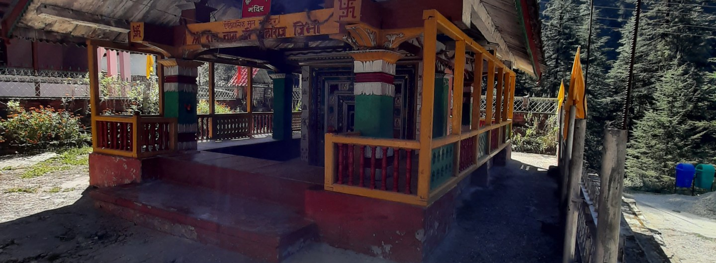 Himachal Pradesh: Jibhi - Shringa Rishi Temple and Shesh Nag Maharaj Temple