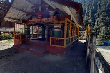 Himachal Pradesh: Jibhi - Shringa Rishi Temple and Shesh Nag Maharaj Temple
