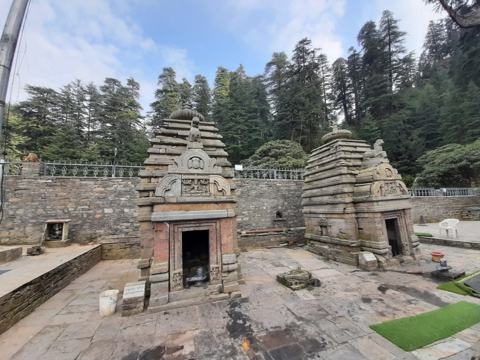 Jagshwar Dham or Jageshwar Temple City contains 124 temples of various sizes dating 9th to 13th century AD