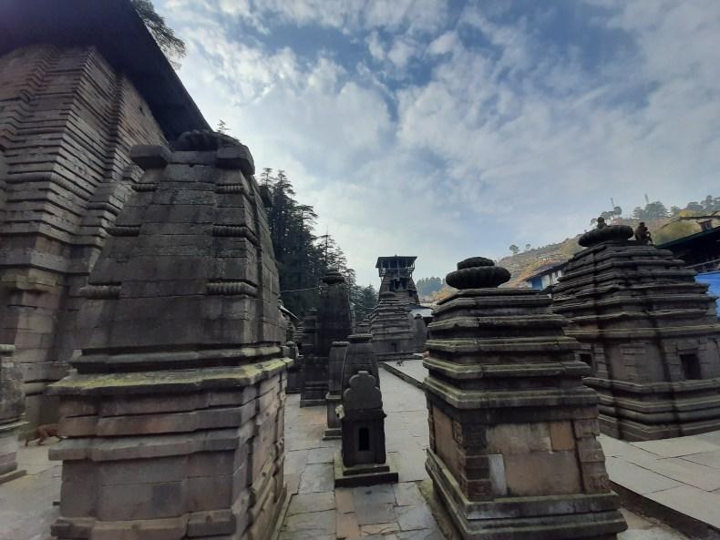 JageshwarDhamis a Hindu pilgrimage place dedicated to Lord Shiva in theAlmoraregion