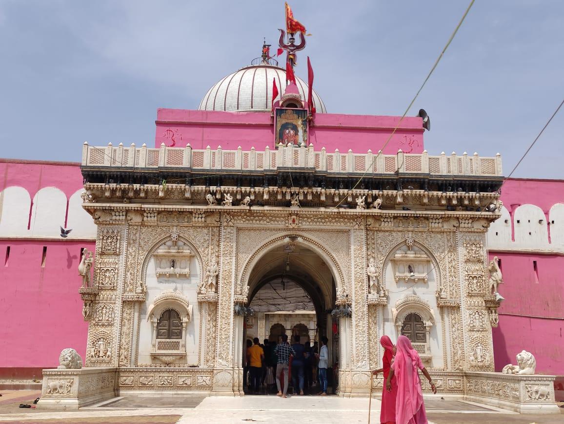 Rajasthan: Karni Mata Temple, Bikaner