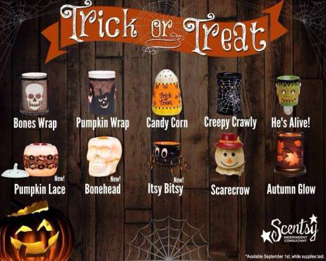 Trick or Treat Warmers