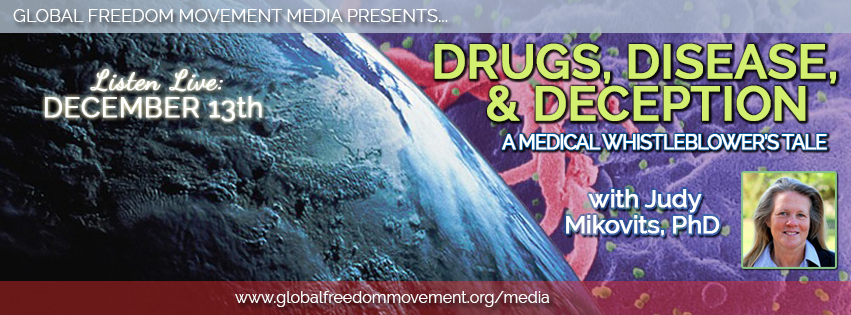 Judy Mikovits interview Politicians vs Doctors on Vaccines, Quacks and Hippies on the Internet